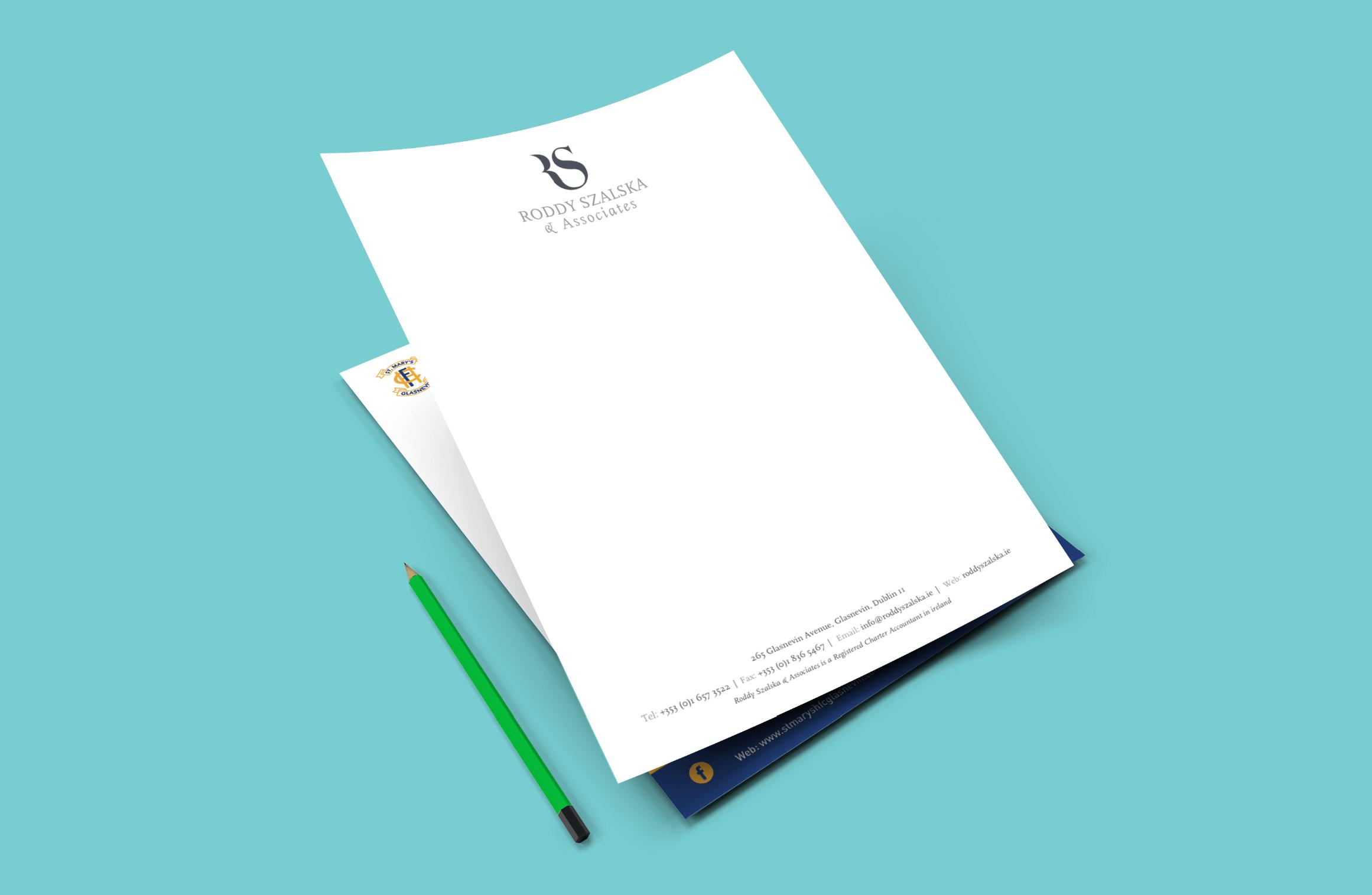 letterhead paper