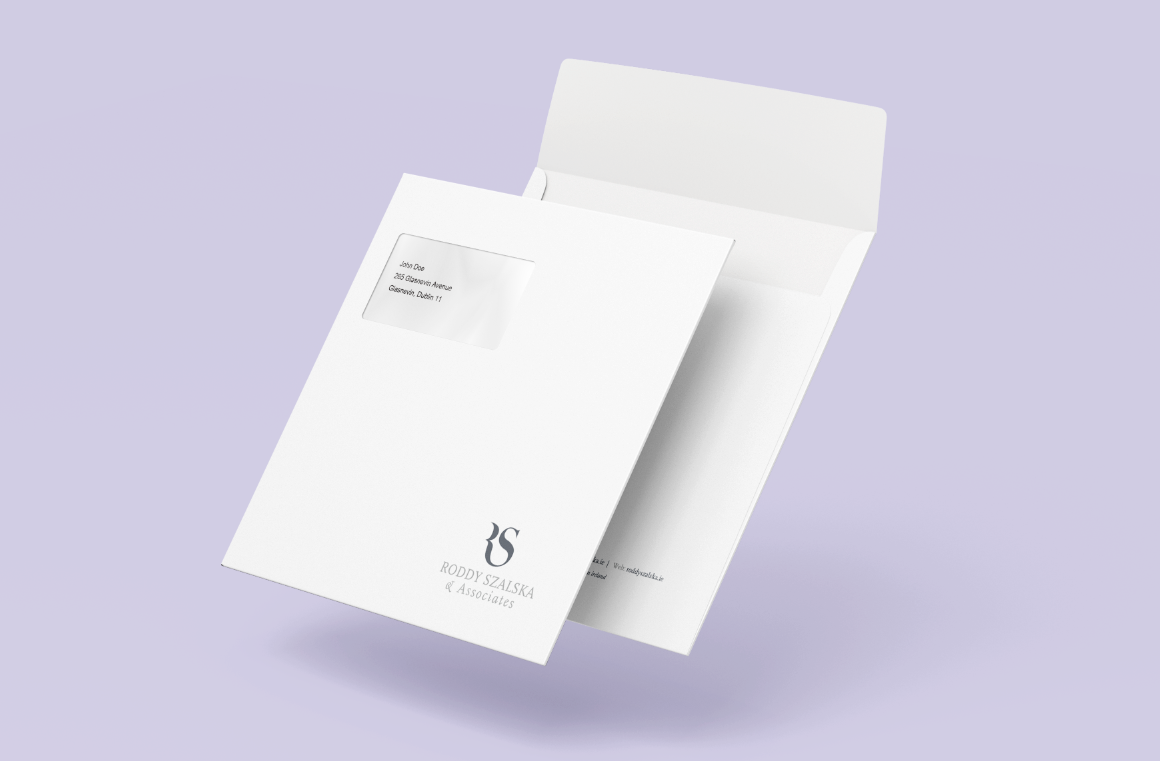 invitation envelope printing