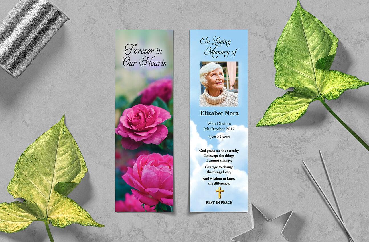 bookmarks printing online