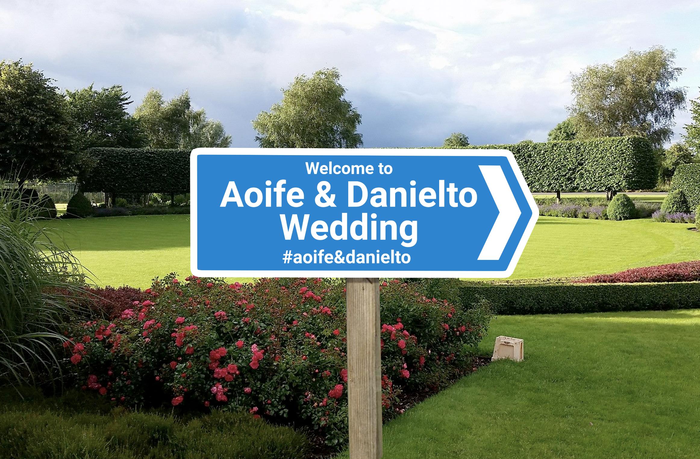 Directional Signage Dublin