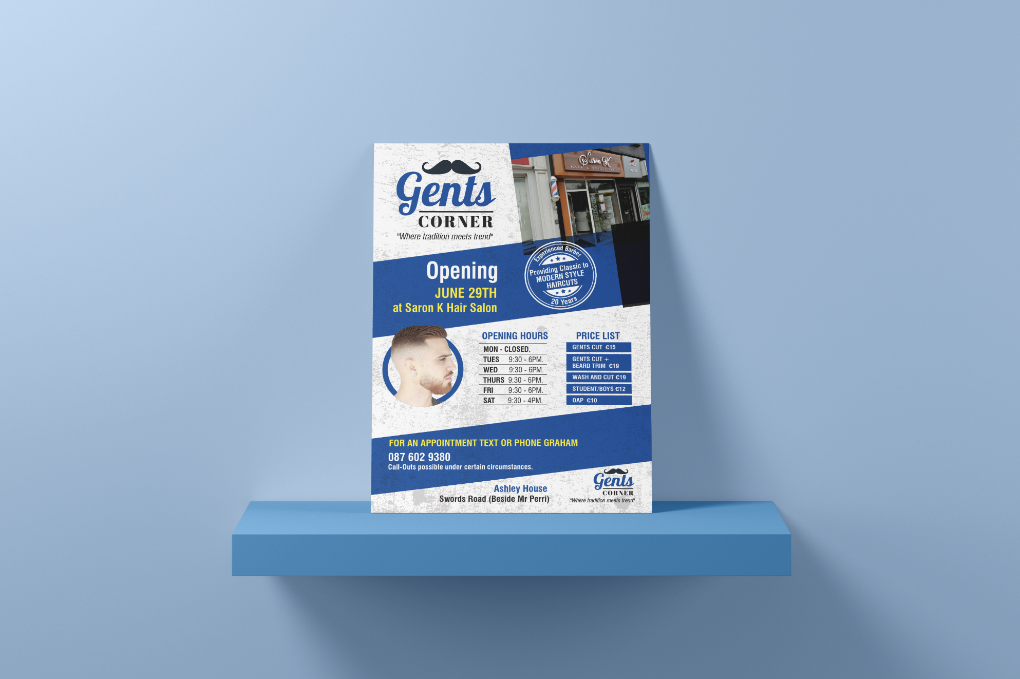 cheap business flyer printing